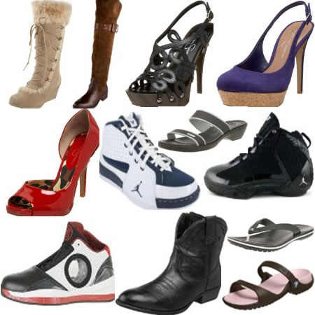 Simple Women Shoes Online Dress Up