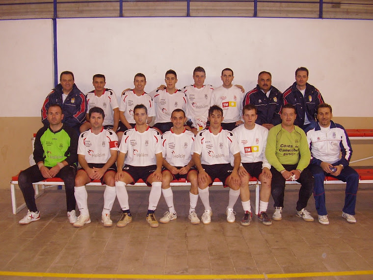 CD BUSOT FS COVES DEL CANELOBRE - SENIORS 08/09