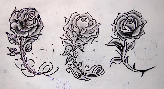 Imagenes De Flores Para Tatuar Imagui