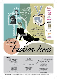 V for vintage - Vintage Fashion Icons