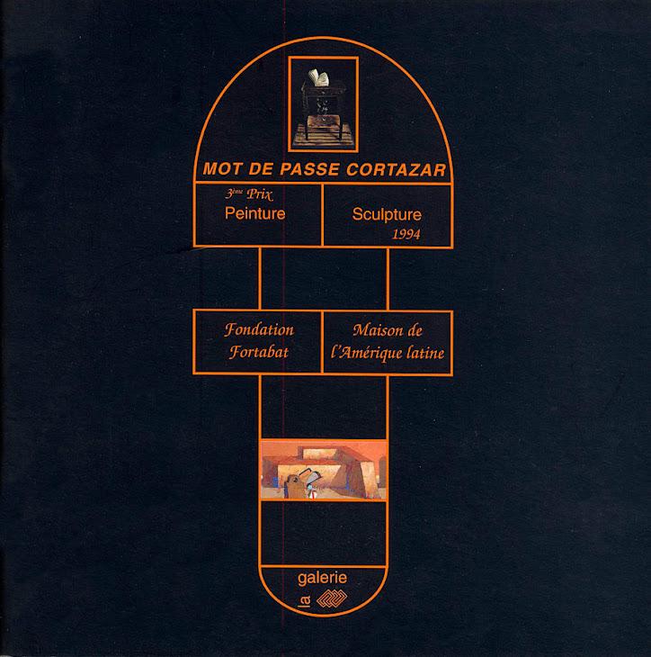 """Mot de Passe Cortazar"", 1994"