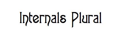 Internals Plural