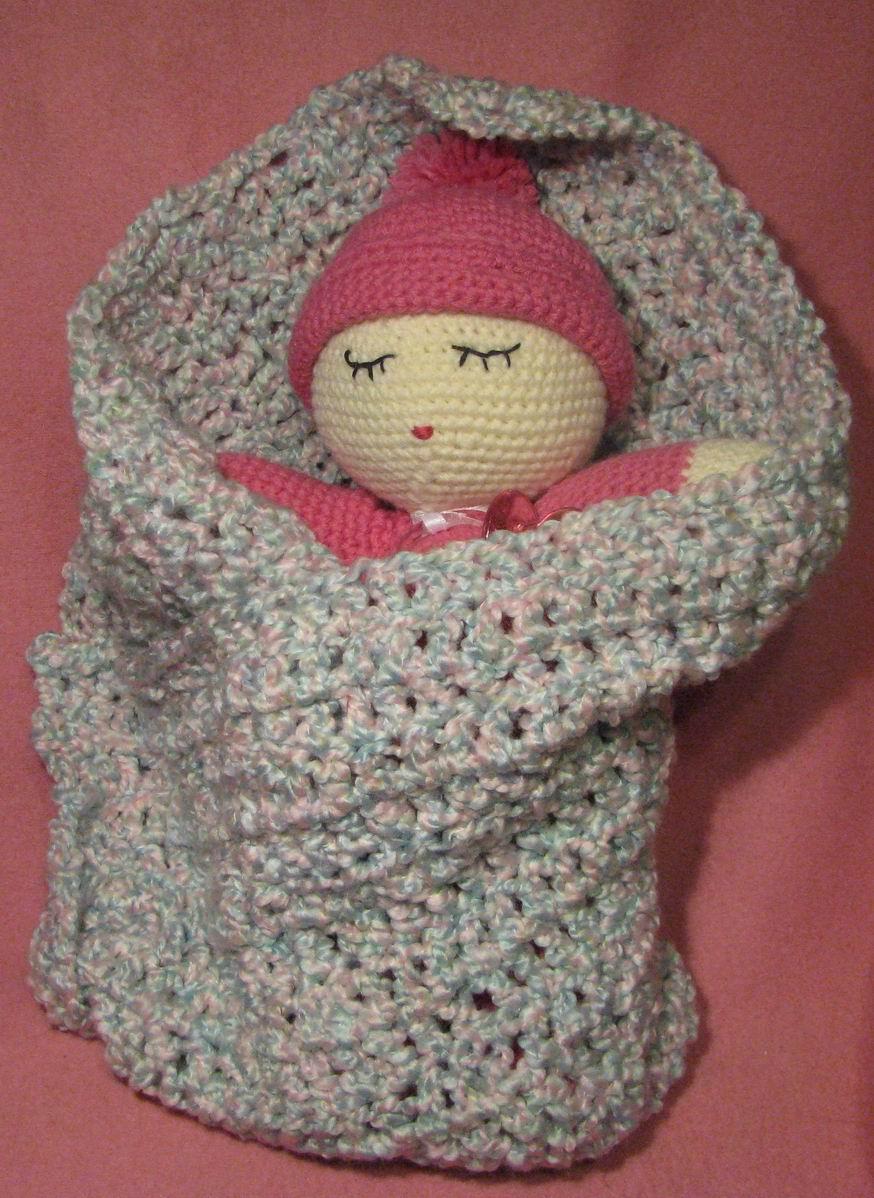 Arminas Ami-Nals: Babys First Amigurumi Doll
