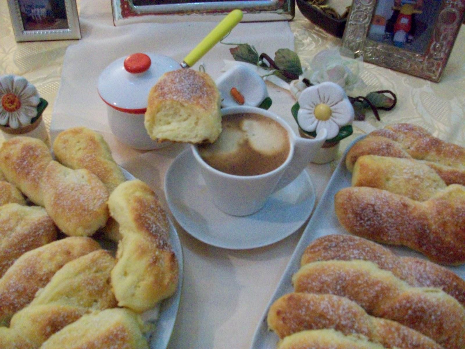 Dolci e pasticci di una zerofolle in cucina un dolce for Buongiorno con colazione