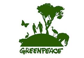 Confira as ações do GreenPeace....