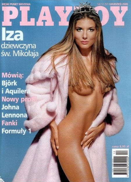 Izabela Lukomska-Pyzalska is a former Playboy model who is now the chair of