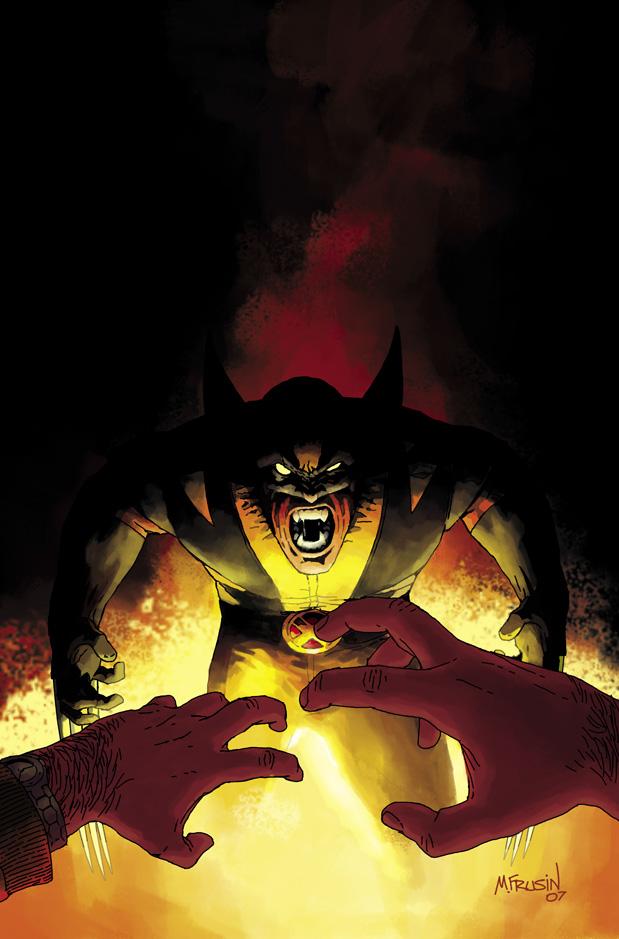 Wolverine annual 2  Marvel 2008