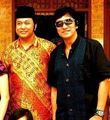 Dr. Zainuddin Hasan dan Ikang Fawzi Insya Allah Kandidat Doktor