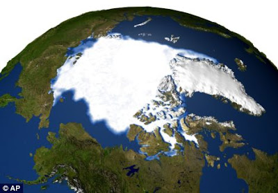น้ำแข็งขั้วโลกละลาย ไม่รู้ไม่ได้