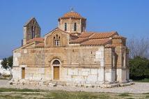 Βυζαντινός Ναός Παναγίας