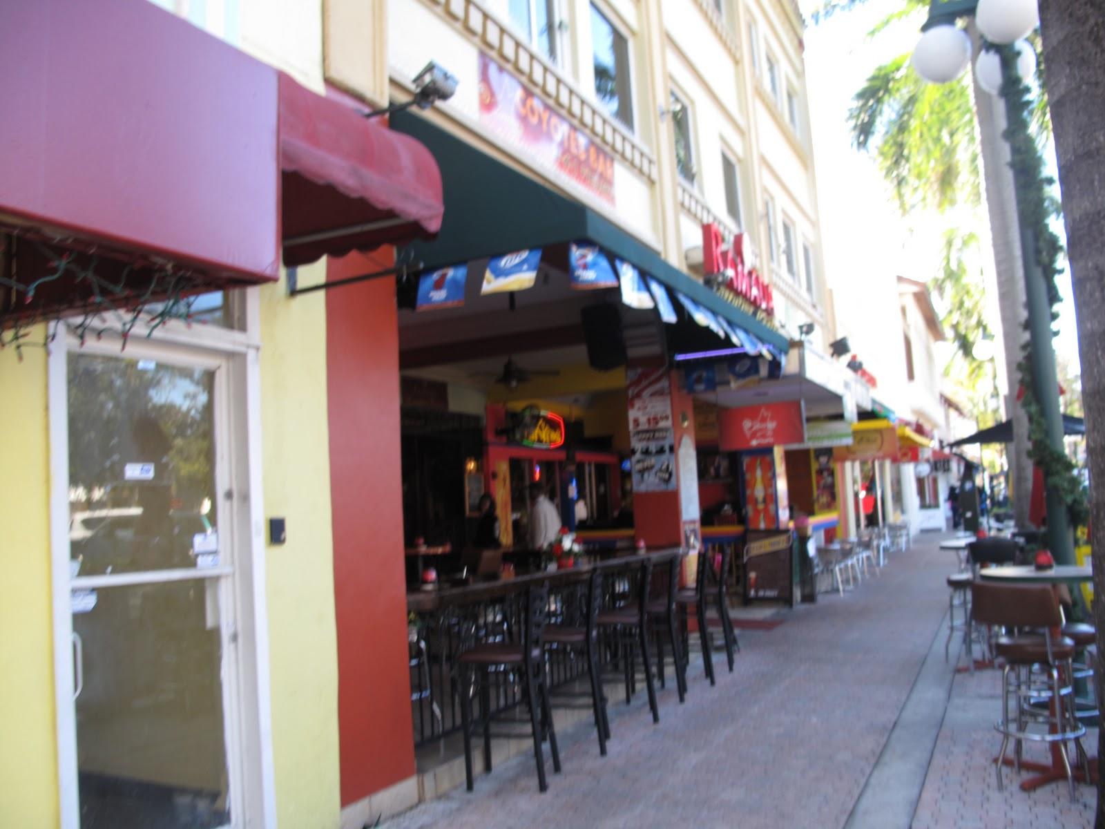 Best Restaurants Downtown Hollywood Fl
