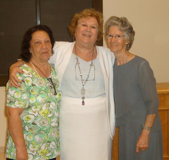 Serão: Documentário histórico da Igreja em Ribeiraõ Preto - Irmãs pioneiras