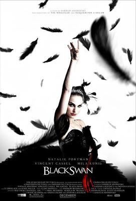 """black swan poster 2 - Nuevo póster de """"Black Swan""""."""