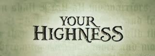 "yourhighness banner - Póster y Tráiler de ""Your Highness"""