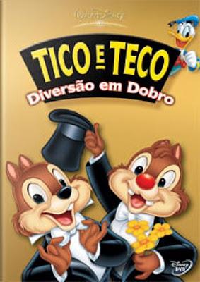 Filme Poster Tico e Teco Diversão em Dobro DVDRip Xvid Dublado