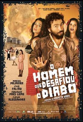 Filme Poster O Homem que Desafiou o Diabo DVDRip XviD & RMVB Nacional