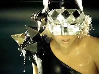 lady gaga poker face video. Lady Gaga - HQ screencaps