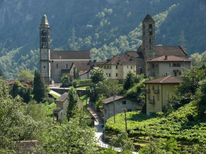 Vieux villages du Ticino