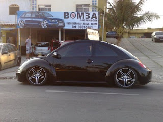 Knack Car Carros Tuning New Beetle Tuning