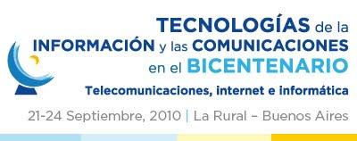TECNOLOGIAS de la INFORMACION y las COMUNICACIONES en el BICENTENARIO