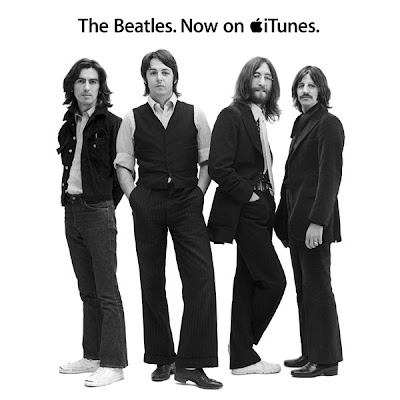 The Beatles. Now on iTunes »
