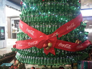 my journey, : dekor dan hiasan natal di mall jakarta 2010