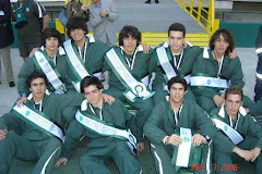 CAMPEÕES DISTRITAIS DE JUVENIS - 2006