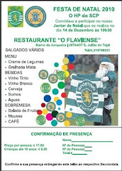 NATAL DO HP do SCP - 2010