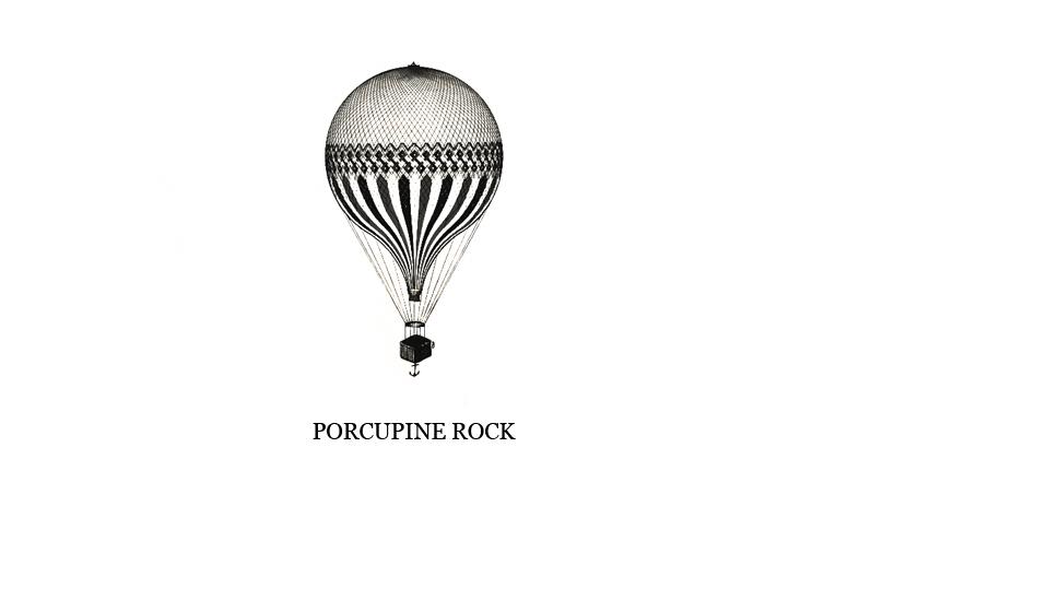 porcupine rock