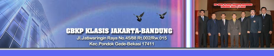GBKP KLASIS JAKARTA-BANDUNG