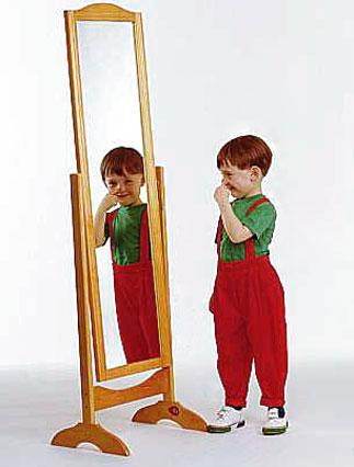 [Boy&Mirror]