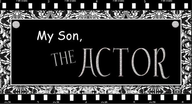 My Son, The Actor