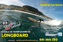 CURSOS DE TECNIFICACIN DE LONGBOARD, LAS PALMAS DE G.C.