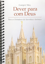 DEVER PARA COM DEUS