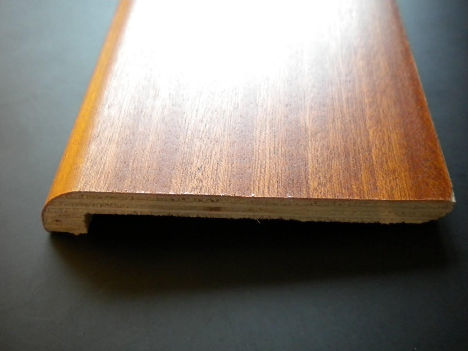Battiscopa coprimarmo 100x20 riv in 5 essenze di legno ebay for Battiscopa ikea