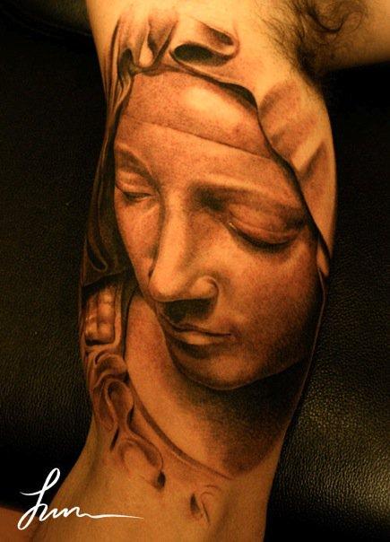 Dj Envy Tattoo