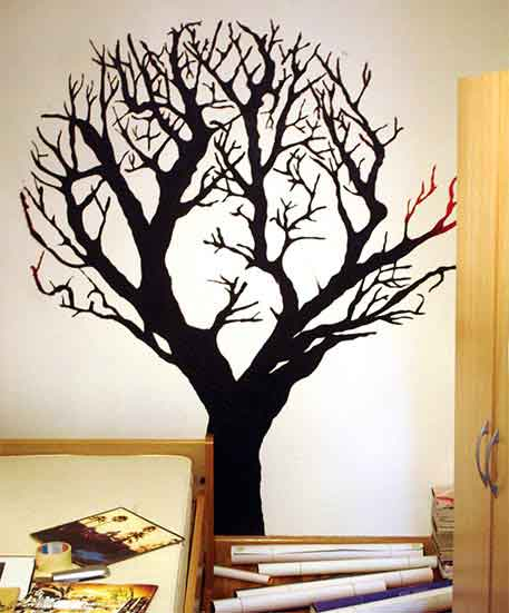 FINE ART: WALL PAINTING