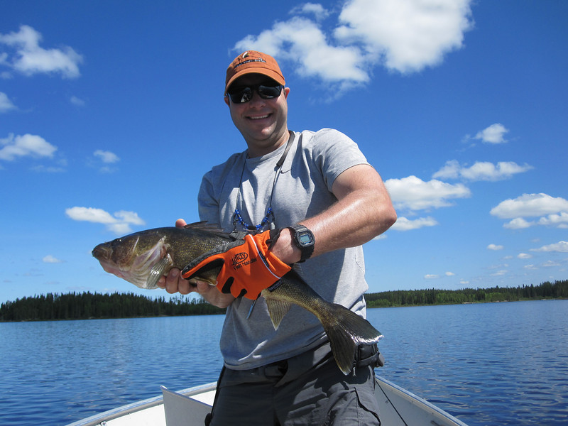 The best fishing in ontario fishing has been awesome and for Best weather for fishing
