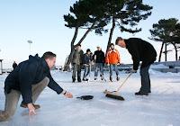 Bratpfannen Curling