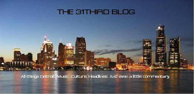 The 31 third blog