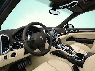 The Glamour of Porsche Cayenne