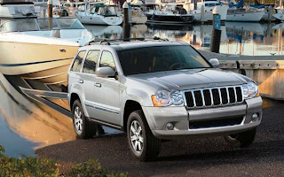 Realistic Dream! Grand Cherokee 1,3 lt Diesel
