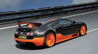 Bugatti Veyron Hard Core, sorry Super Sport