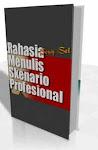 PESAN E-BOOK Rahasia Menulis Skenario Profesional + 30 Contoh Naskah Skenario TV yang telah tayang.