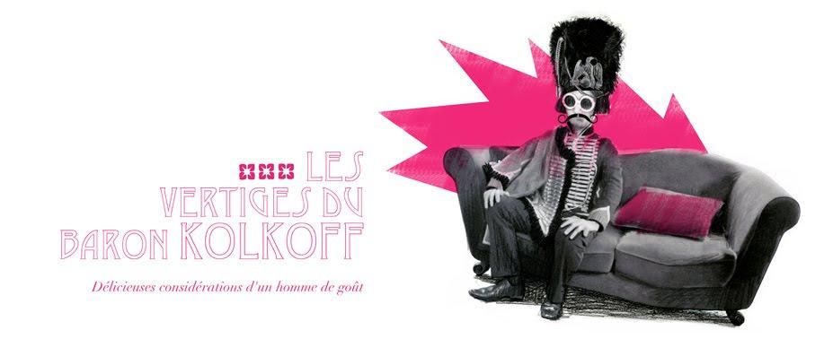 Julien Tixier ou les vertiges du baron Kolkoff