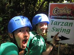 Tarzan Swing!