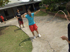 Jumping Rope!