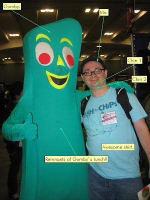 Gumby and Portly