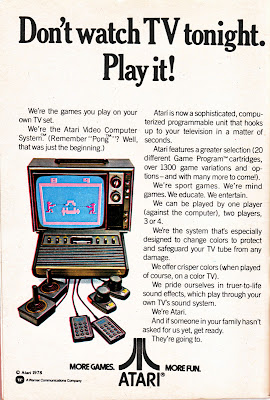 As if we could forget Pong.