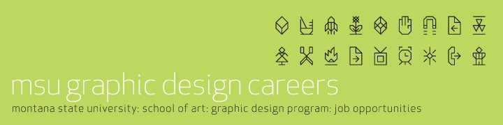 msu graphic design careers
